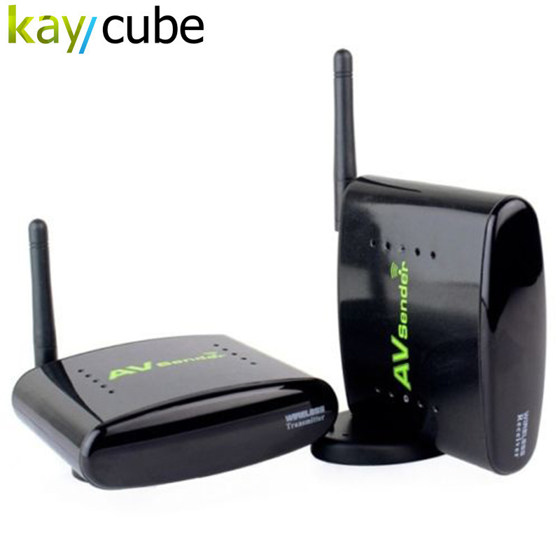PAT-350 2.4G 250m AV Sender and Receiver Wireless A/V Audio Video Transmitter and Receiver With EU/US/UK/AU Plug аксессуары для видеонаблюдения av 250m 350 pat 350