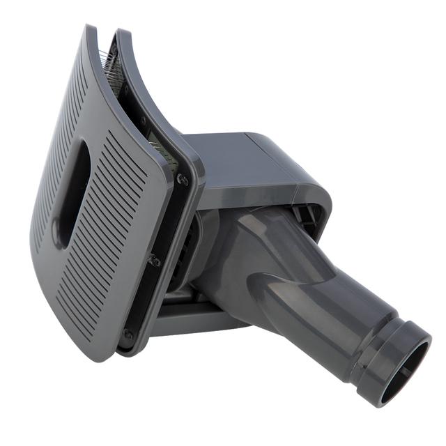 Vacuum Grooming Brush