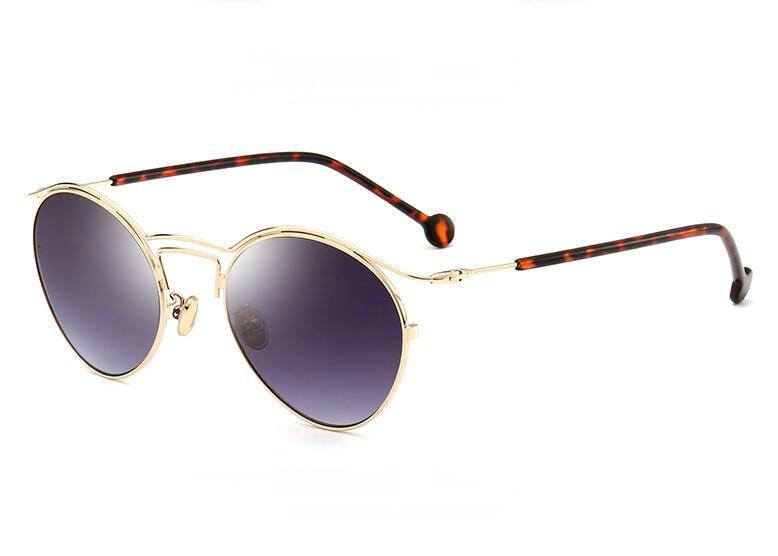 2017 New So Sunglasses Women cat Brand Designer Vintage Sun Glasses Mirrored Real Men Ca teye Oculos De Sol Feminino