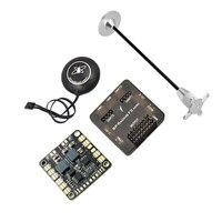 NEO-M8N Naze SP Yanlısı Yarış için GPS ve Pusula F3 6DOF Uçuş Kontrol Kurulu Matek Mini Güç Hub Güç Dağıtım