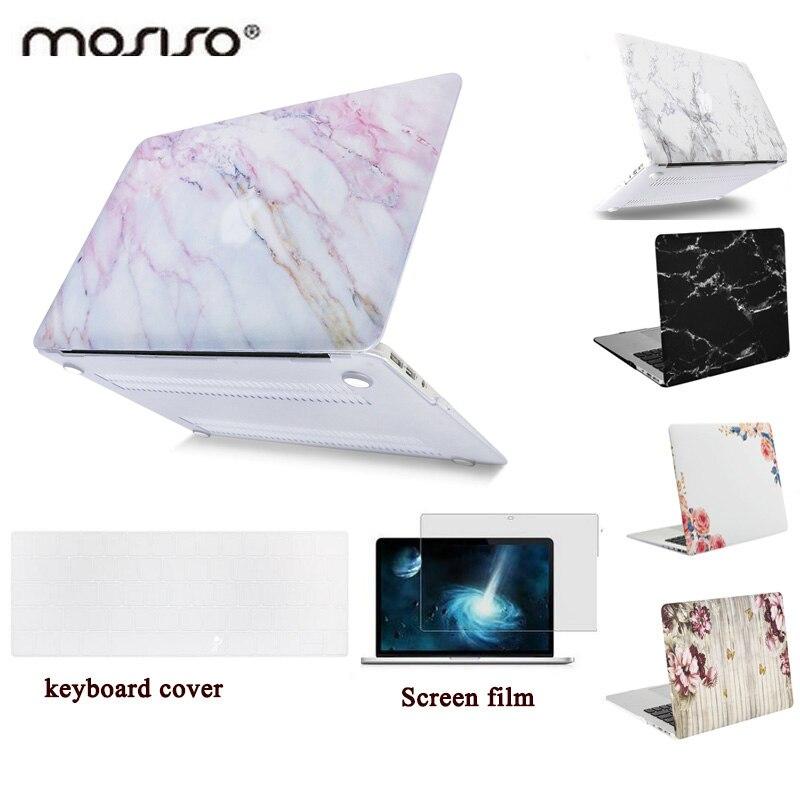 Mosiso для MacBook Air 13 дюймов Мрамор узор текстуры случае Пластик жесткий чехол для MacBook Retina Pro 13 случай (A1425/A1502) ...