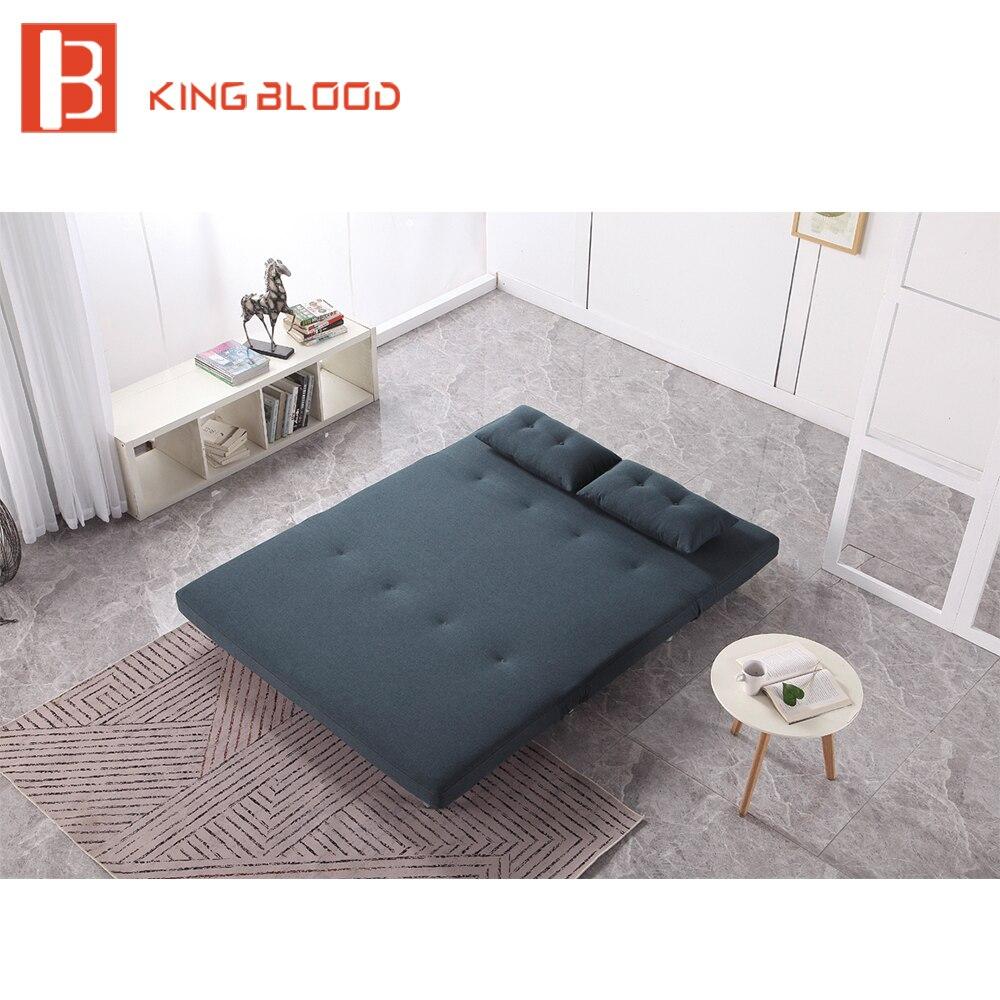 fabric sofa bed folding sofa set in living room