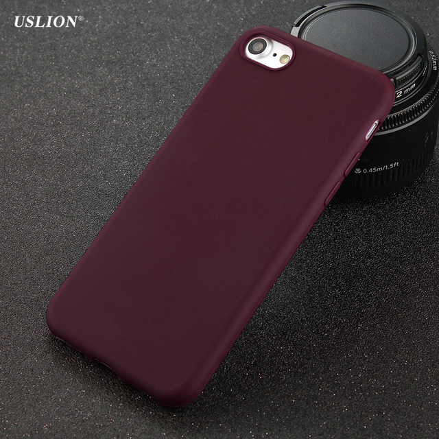 Candy Color Back Cover Case For iPhone 2