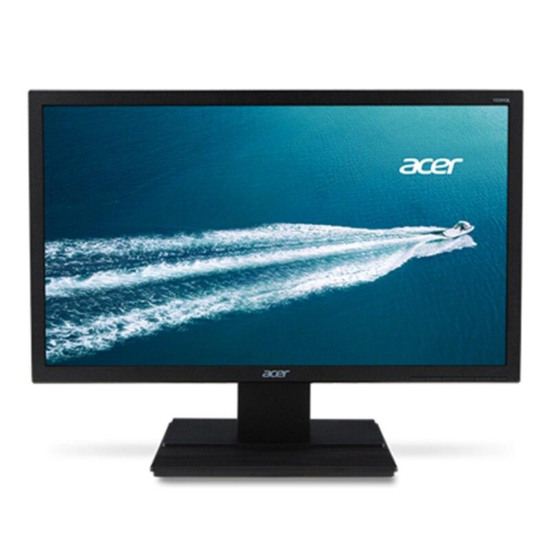 Acer V6 V206HQLAb, 49.5 centimetri (19.5 & ampquot), 1600x900 pixel, DISPLAY LCD, 5 MS, NeroAcer V6 V206HQLAb, 49.5 centimetri (19.5 & ampquot), 1600x900 pixel, DISPLAY LCD, 5 MS, Nero