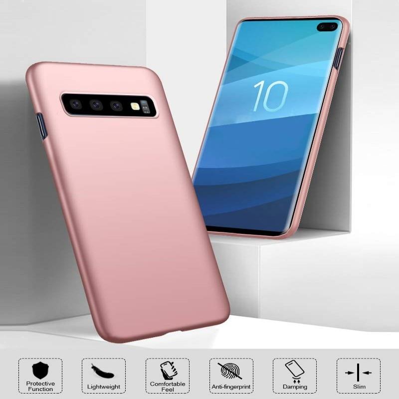 Case For Samsung Galaxy S10e S10 Plus Cover Shockproof 360 Full Body Hard PC Case for Samsung Galaxy S9 S8 S7 S6 S5 Edge Plus  (17)