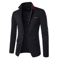 2016 Summer Style Luxury Business Casual Suit Men Blazers Set Professional Formal Wedding Dress Beautiful Design