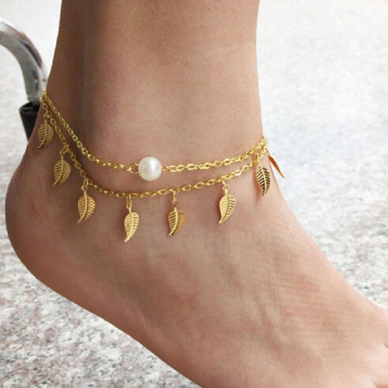 Fabulous 2016 new Women Anklet Ankle Bracelet Beach Foot font b Jewelry b font