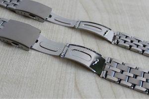 Image 4 - 19mm T033410A 14mm T033210 Nieuwe Horloge Onderdelen rvs armband riem Horloge Bands Voor T033 Gratis Verzending