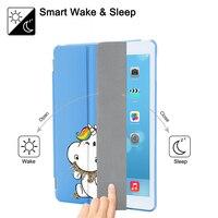4 2 Cartoon Unicorn Case For iPad Mini 1 2 3 4 5 Tablet Case Cover for iPad Mini 5 7.9 inch PU Leather Protect Skin Auto Sleep Wake (5)