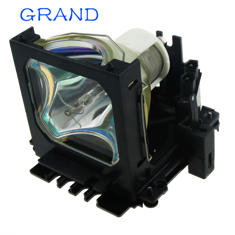 DT00601 Replacement Projector Lamp For CP-SX1350/CP-X1230/CP-X1250MVP-4100/MVP-G50/MVP-H35/MVP-H40 With Housing   Happybate