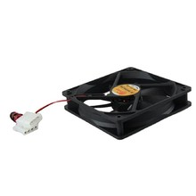 120mm PC CPU Cooling Fan 12v 4 Pin Computer Case Cooler Connector For Computer 1 pc Computer radiator fan Heat sink