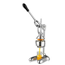 купить Stainless Steel Citrus Fruits Squeezer Orange Lemon Manual Juicer Fruit Pressing Machine Hand Press Juice extractor дешево