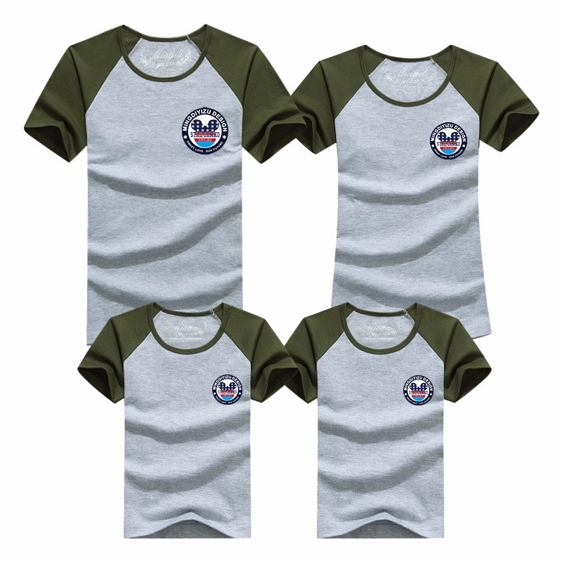 army family look t-shirt