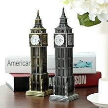 цена на A large British tourist souvenirs London landmark Big Ben classic decoration model alloy core
