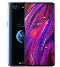 "ZTE Nubia X 4G LTE Dual Screen Mobile Phone 6.26"" 5.1"" Snapdragon 845 6GB 64GB Dual Camera 24MP 16MP 2 Display Smartphone(China)"