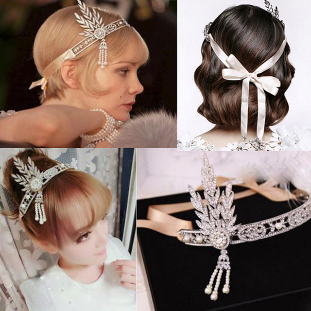1920's women's hair pieces