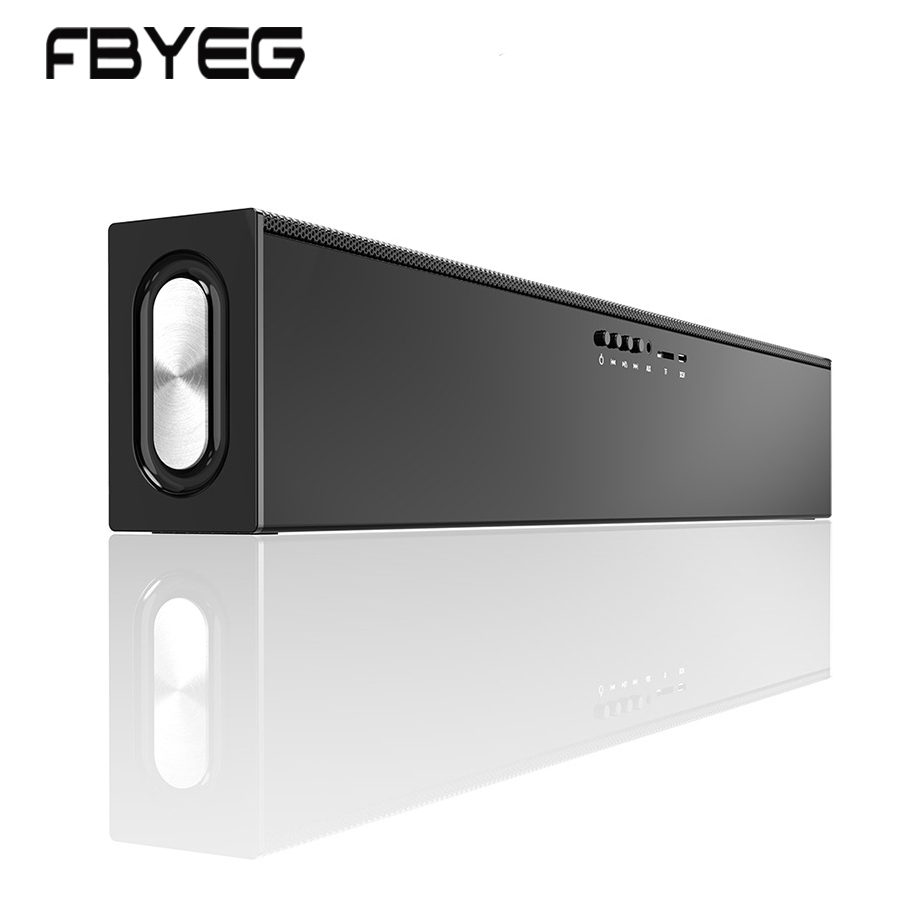 YX88 Bluetooth Speaker Wireless Loudspeaker Sound System 10W Stereo Music Surround With Remote Control Support TF AUX USB