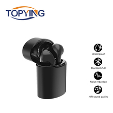 TOPYING TWS True Wireless Earbuds Mini Stereo X10 Bluetooth Earphones Waterproof Handfree for iPhone 7 8 X Headphones
