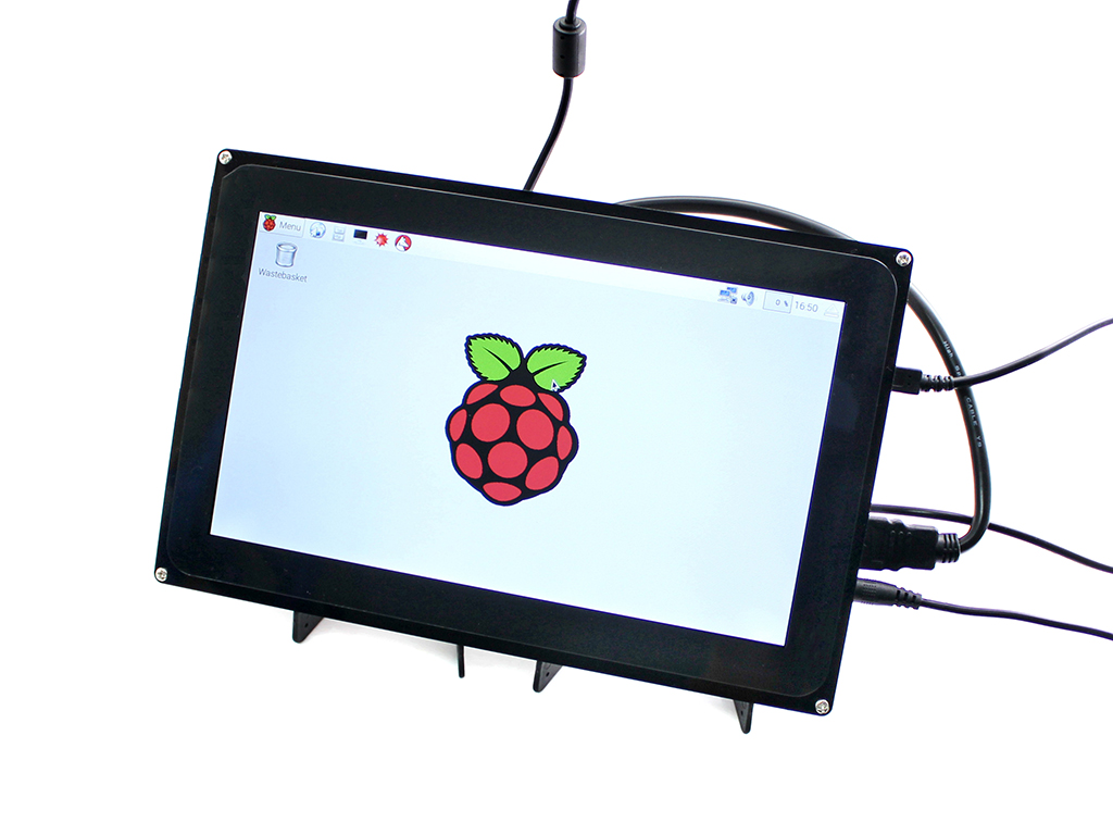 10 1inch raspberry pi 3 touch screen dispaly 10 1inch HDMI LCD H with case 1024x600