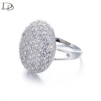 a417a4084238 Venta al por mayor Bella boda anillos de compromiso para las mujeres 925  plata esterlina AAA joyas de diamantes de imitación accesorios Punk Bague  regalos ...