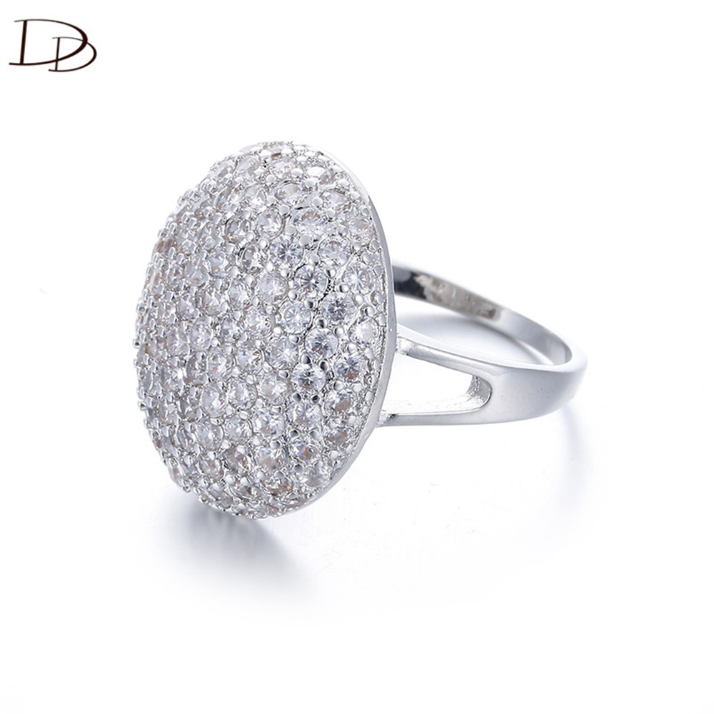 bling jewelry silver tone pave cz oval sparkle engagement ring bella's wedding ring