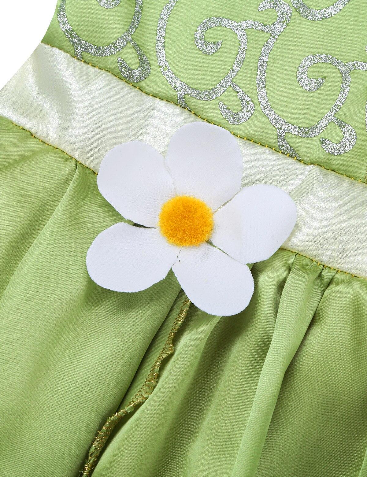 natal verde uma linha frog roupas vestido