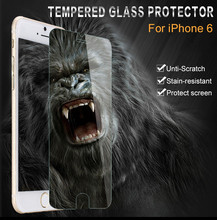 2 Pieces For iphone 6s Tempered Glass Screen Protector Film For Apple iphone 6 6S Premium