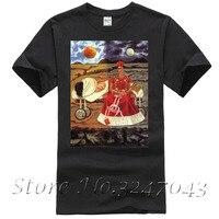 ツリーのホープtシャツによるフリーダカーロ男性のtシャ