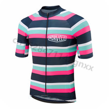 цена на 2019 Pro team Summer Cycling Jersey Men Short Sleeve Quick Dry MTB Bike Cycling Clothing Bicycle Jerseys Maillot Ciclismo Hombre