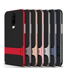 for Oneplus 7 Case 2 in 1 PC+Silicone Back Cover for Oneplus 6 5 3 6T 5T 3T Case Shockproof Hard Armor Funda One Plus 7 Pro one plus 6t case oneplus 7 7 pro cover leather case card pocket wallet bag protection flip cover for oneplus 6t 6 5 5 t 3 3t 2
