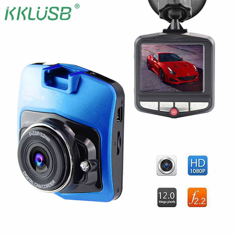 New GT300 Dash camera Mini Car DVR Dashcam Full HD 1080P Digital Video Registrator Recorder auto Dash Cam Monitor Detection