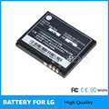 High Quality Mobilephone 800mAh Battery LGIP-A750 For LG KB6100,KE820,KE850,KG99