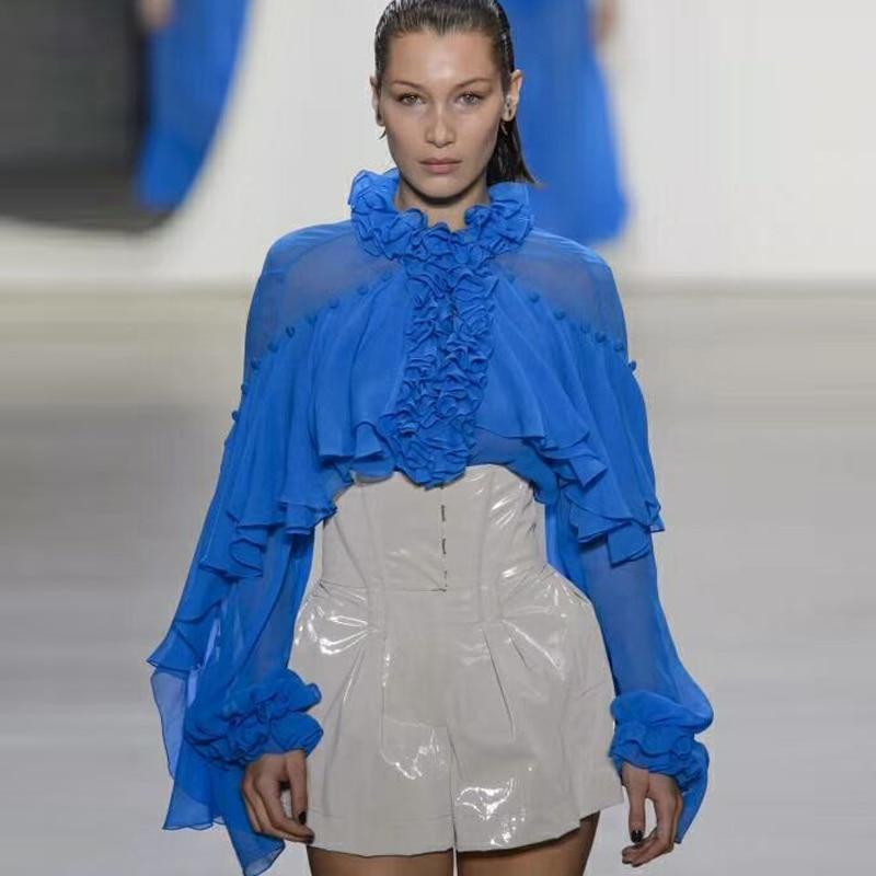 HIGH STREET Newest Fashion 2018 Summer Runway Designer