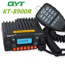 Tri band วิทยุ 136 174/240 260/400 480MHz MINI Transceiver Qyt KT 8900R