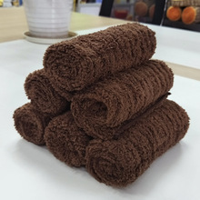 1PCS 30*30cm ultra fine fiber household cleaning towels Car Care Microfibre Wax Polishing Details Towels car mirror clean towels