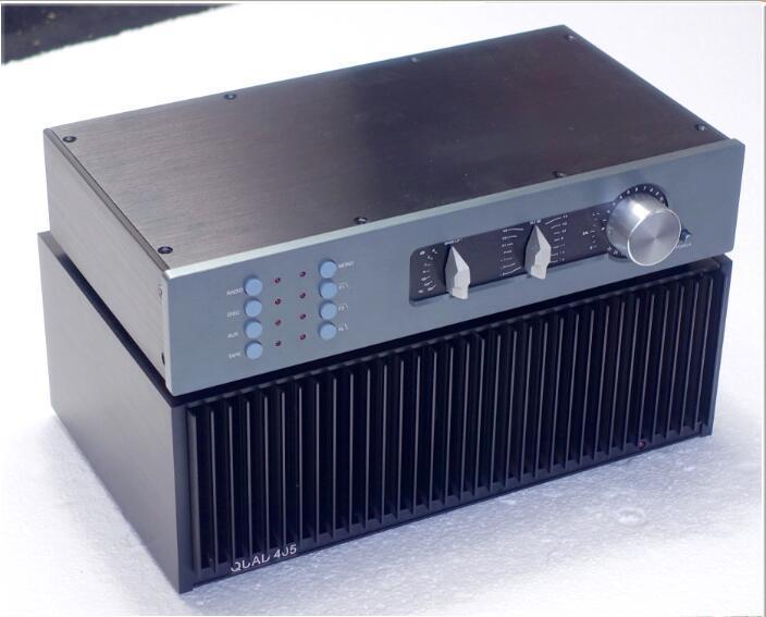 Nuovo Finito Clone Classico QUAD405 Amplificatore di Potenza + QUAD34 Preamplificatore