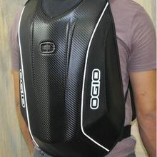 OGIO 5 Mach Knight рюкзак сумка для ноутбука из углеродного волокна Защита рюкзак 04