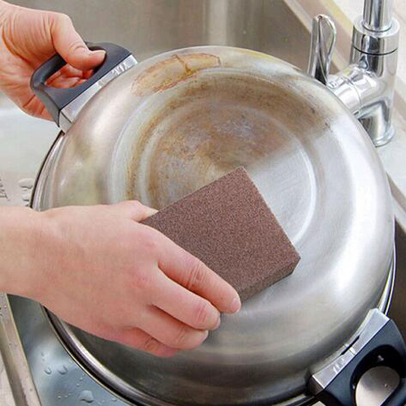 10pcs Nano Sponge Magic Eraser for Removing Rust Kitchen Cleaning Tool Plus Free Gift 10pcs White Melamine Sponge