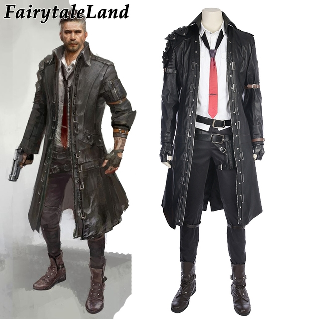 Playerunknowns Battlegrounds Cosplay Costume Men Battle Skins Outfit PUBG Costume Custom Made