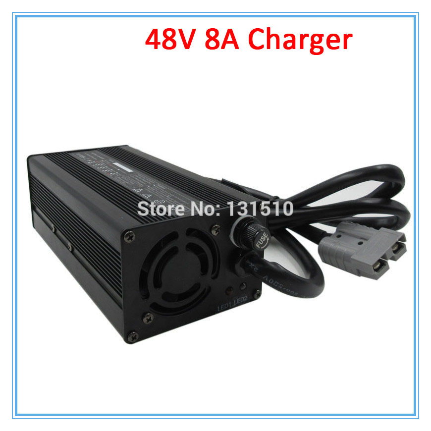 48V 8A lead-acid battery <font><b>charger</b></font> 48V8A 48V Electrombile Car <font><b>charger</b></font> <font><b>electric</b></font> bike e-scooter <font><b>charger</b></font> <font><b>golf</b></font> <font><b>cart</b></font> <font><b>charger</b></font> image