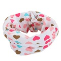 2017 New Spring Autumn Winter baby scarf 40*20cm kids child cotton scarf boys girl O Ring scarf children collar child neck scarf