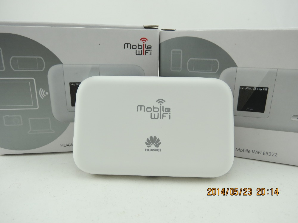 Huawei E5756 42 Mbps 3G Mobile WiFi Hotspot (3G in Europe, Asia, Middle