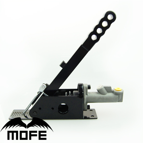 MOFE SPECIAL OFFER 0.75 inch Master Cylinder Vertical Lockable Car Hydraulic Hand Brake mofe products high quality special offer master cylinder 0 75 hydraulic clutch brake bias floor mounted pedal box kit