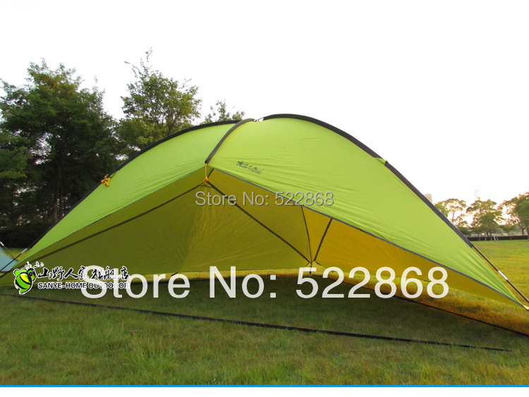 2014 new style good quality 480 480 480 200cm big space waterproof ultralight sun shelter bivvy