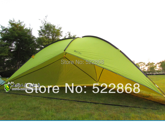 2014 new style good quality 480*480*480*200cm big space waterproof ultralight sun shelter bivvy awning beach tent