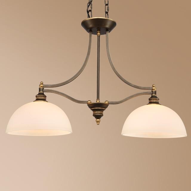 A1 paese di Ferro è semplice da cucina lampadario illuminazione Lang ...