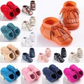 New Arrivals Tassel Baby Shoes Street Fashion Infants Moccasins Kid's Toddler Shoes Newborn Babies Shoes First Walkers 216