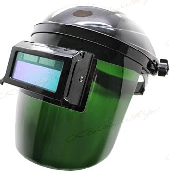 Купить Auto darkening welding mask head wearing type mask welder welding cap welding argon arc welding mask protective glasses в Москве и СПБ с доставкой недорого