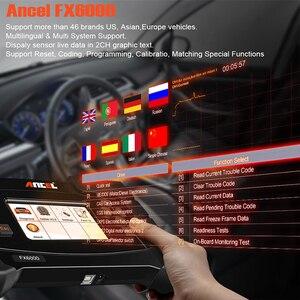 Image 3 - Автомобильный диагностический инструмент ANCEL FX6000 OBD2, прибор для диагностики автомобиля, для проверки состояния цепи с питанием от масла, подходит для всех систем