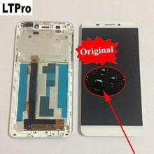 最優秀オリジナル LCD ディスプレイタッチパネル画面デジタイザのためのフレームと Letv ル 1 1 × 600 × 608 携帯センサー部品